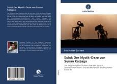 Portada del libro de Suluk Der Mystik-Daze von Sunan Kalijaga