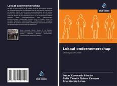 Bookcover of Lokaal ondernemerschap