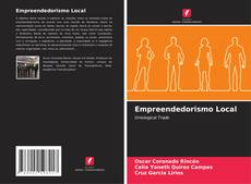 Capa do livro de Empreendedorismo Local