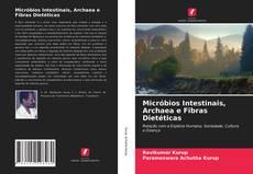 Capa do livro de Micróbios Intestinais, Archaea e Fibras Dietéticas