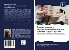 Portada del libro de Вмешательство с психодраматической точки зрения в группах мужчин