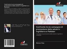 Copertina di Confronto tra le campagne di promozione della salute in Inghilterra e Pakistan