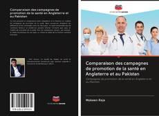 Обложка Comparaison des campagnes de promotion de la santé en Angleterre et au Pakistan
