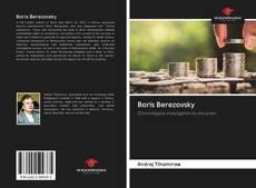 Bookcover of Boris Berezovsky