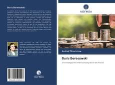 Couverture de Boris Beresowski