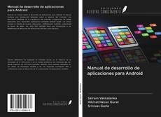 Portada del libro de Manual de desarrollo de aplicaciones para Android