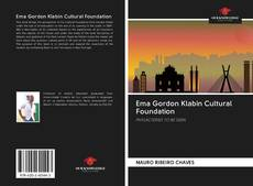 Bookcover of Ema Gordon Klabin Cultural Foundation