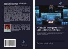 Обложка Model van intelligente ruimtes voor onderwijsinstellingen