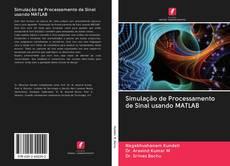 Buchcover von Simulação de Processamento de Sinal usando MATLAB
