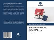 Borítókép a  Wartungsmerkmale von Flachbauten Sandwich-Paneele - hoz