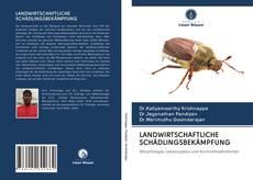 Обложка LANDWIRTSCHAFTLICHE SCHÄDLINGSBEKÄMPFUNG