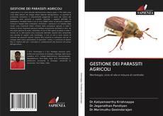 Обложка GESTIONE DEI PARASSITI AGRICOLI