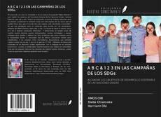 A B C & 1 2 3 EN LAS CAMPAÑAS DE LOS SDGs kitap kapağı