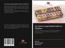 Buchcover von La culture organisationnelle au Pakistan