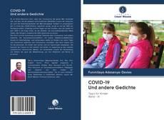 Portada del libro de COVID-19 Und andere Gedichte