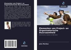 Bookcover of Elementen van Project- en Organisatorische Duurzaamheid