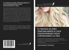 Bookcover of TU TRISTEZA ES PERO TEMPORALMENTE EL DIOS TODOPODEROSO SIGUE CONTROLANDO LA VIDA