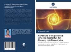 Portada del libro de Künstliche Intelligenz und virtuelle Realität für den Umgang mit Glossophobie