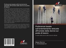 Portada del libro de Preferenze basate sull'orientamento sessuale affrontate dalle donne sul posto di lavoro
