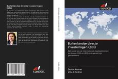 Buitenlandse directe investeringen (BDI) kitap kapağı