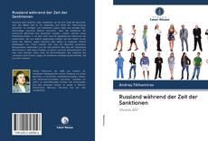 Bookcover of Russland während der Zeit der Sanktionen