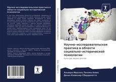 Buchcover von Научно-исследовательская практика в области социально-исторической психологии