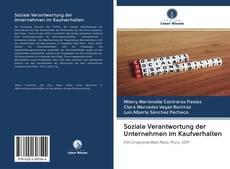 Bookcover of Soziale Verantwortung der Unternehmen im Kaufverhalten