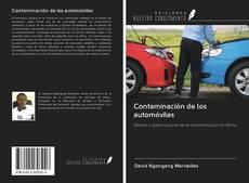Portada del libro de Contaminación de los automóviles