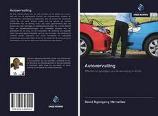 Bookcover of Autovervuiling