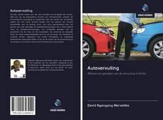 Buchcover von Autovervuiling
