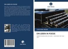 Bookcover of EIN LEBEN IN POESIE