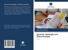 Capa do livro de Sprache, Ideologie und Diskursanalyse