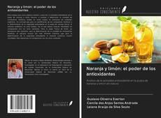 Portada del libro de Naranja y limón: el poder de los antioxidantes