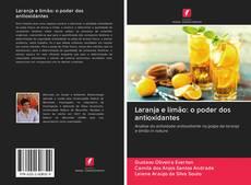 Portada del libro de Laranja e limão: o poder dos antioxidantes