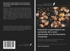 Evaluación organoléptica del contenido del rumen alimentado con Archachatina marginata的封面