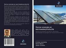 Borítókép a  Zonne-energie en warmwaterproductie - hoz
