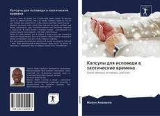 Bookcover of Капсулы для исповеди в хаотические времена
