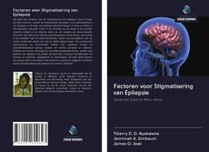 Обложка Factoren voor Stigmatisering van Epilepsie