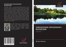 Buchcover von ZARZĄDZANIE SZKOLENIAMI I ROZWOJEM