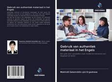 Portada del libro de Gebruik van authentiek materiaal in het Engels