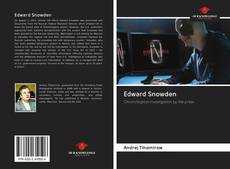 Bookcover of Edward Snowden