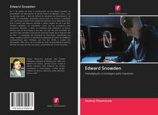 Edward Snowden kitap kapağı