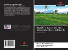 Bookcover of Household Budget and Food Consumption Score in Kibumba