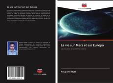 Portada del libro de La vie sur Mars et sur Europa