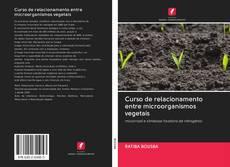 Bookcover of Curso de relacionamento entre microorganismos vegetais