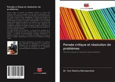 Bookcover of Pensée critique et résolution de problèmes