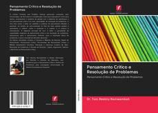 Capa do livro de Pensamento Crítico e Resolução de Problemas
