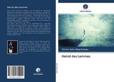 Bookcover of Heirat des Lammes
