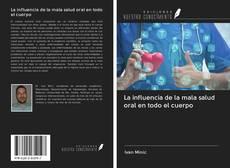 Portada del libro de La influencia de la mala salud oral en todo el cuerpo