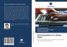 Bookcover of Sicherheitsdiskurs im Nahen Osten
